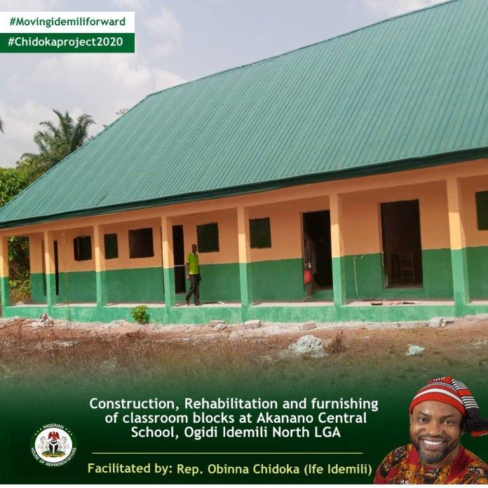 Idemili Federal Constituency celebrates Hon Chidoka's impactful representation 10