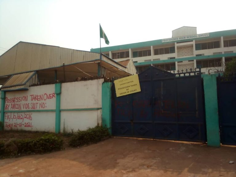 Detention of 344: AMCON releases Enugu female students after 6 days 3