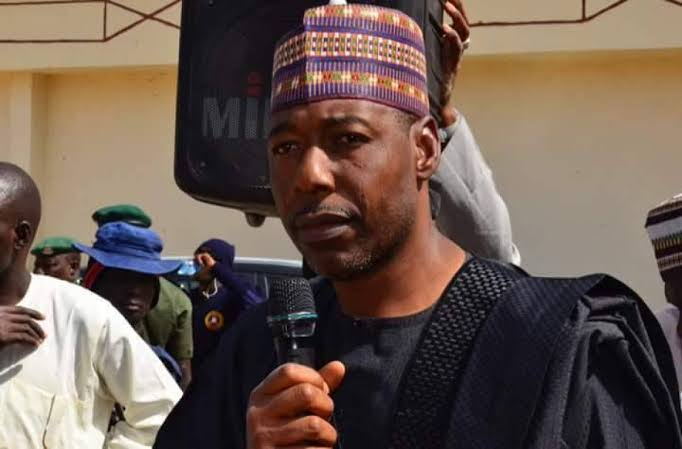 Gov Zulum's hometown attacked by Boko Haram group 3