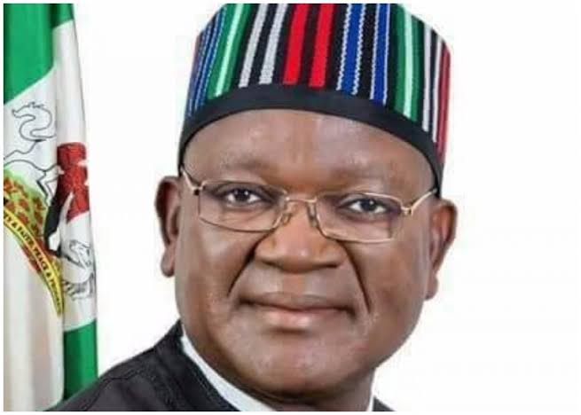 JUST IN: Governor Ortom tests positive for COVID-19 3
