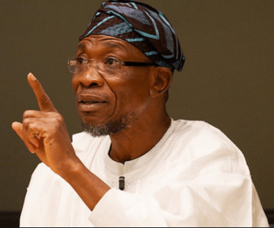 I never collected salary for 8 years as governor of Osun state - Rauf Aregbesola says 3