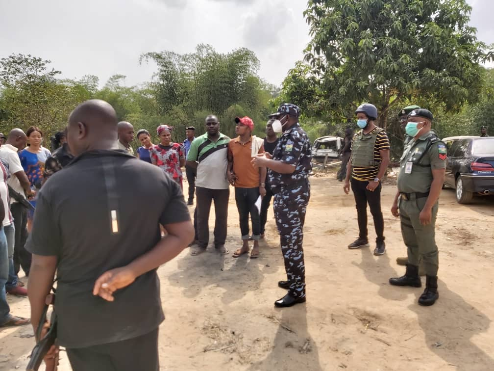 Attack On Police Formation: Imo CP moblizes tactical squads to fish out perpetrators 6