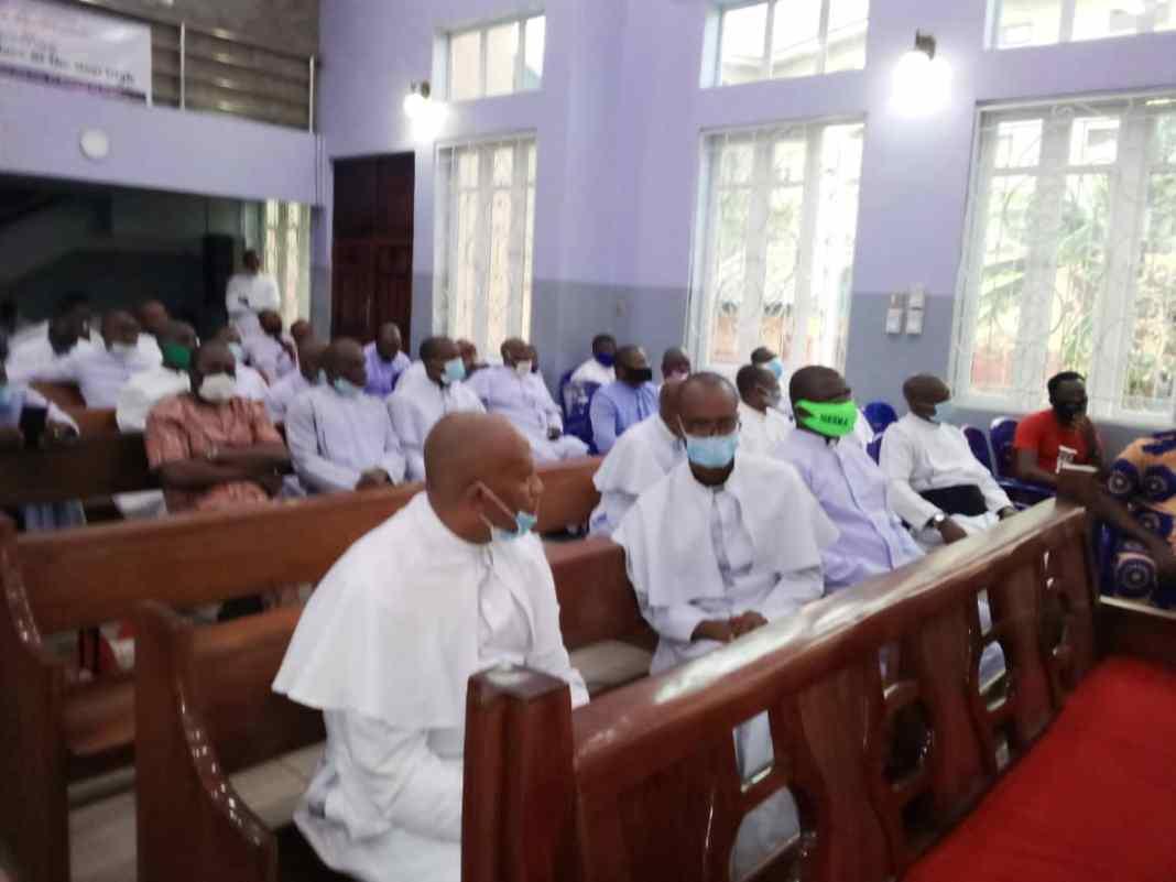 Nnewi Anglican Communion rolls 1 week program for 25th year anniversary 4
