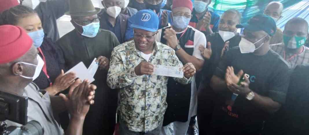 APC Registration: Umahi vows to turn S'ast to APC…targets 1million members in Ebonyi 3