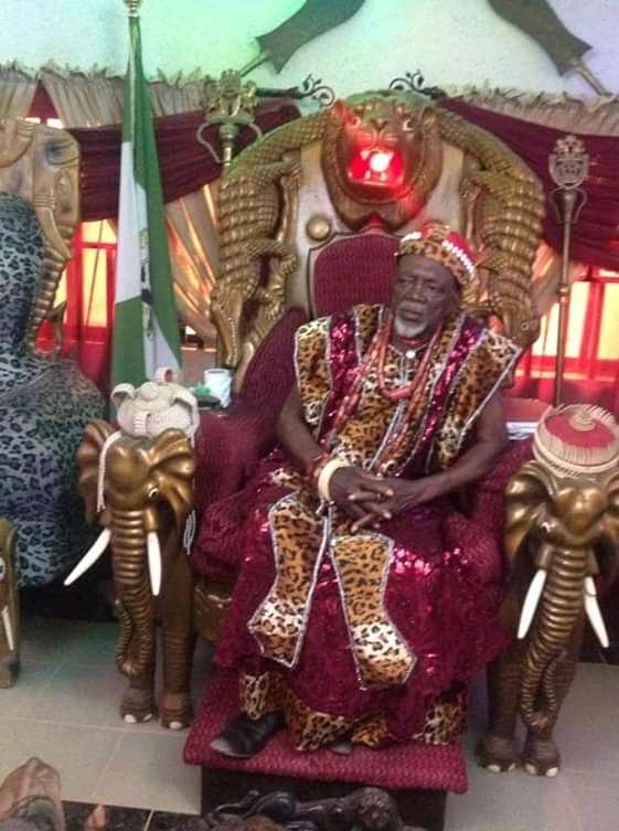 Prominent Enugu traditional ruler, Onyioha Nwanjoku is dead 3