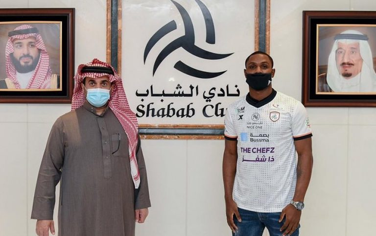 Ighalo signs two-and-a-half-year deal with Saudi club, Al-Shabab 3