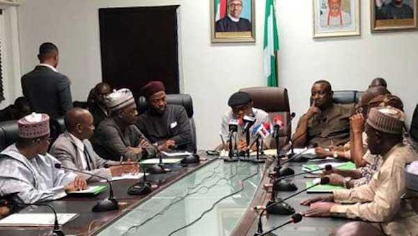 STRIKE: Nigerian govt, varsity workers meet in Abuja 3