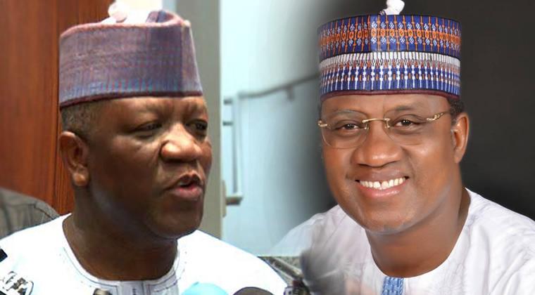 Yari, Senator Marafa resolves rift as ex-gov emerges Zamfara APC leader 3