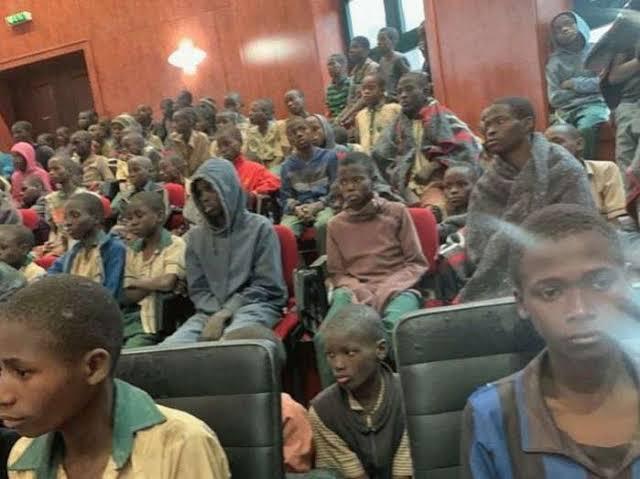 Bandit leader behind Kankara schoolboys abduction surrenders 3