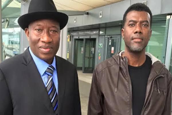 Reno Omokri names 4th child after Goodluck Ebele Jonathan 3