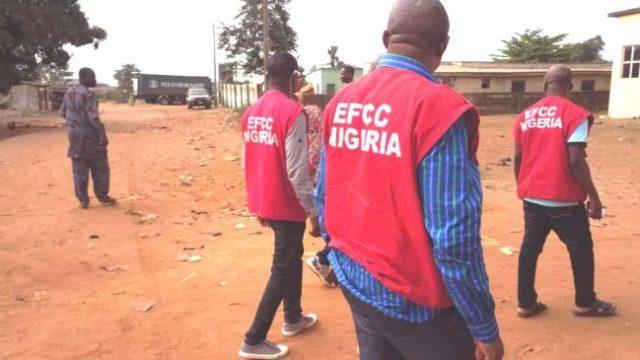 EFCC arrests 34 suspected internet fraudsters in Lagos, Ibadan 3