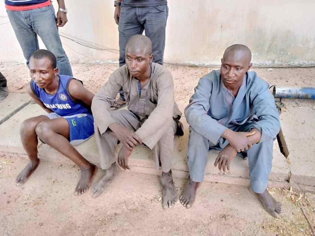 Katsina Police Command intensifies onslaught against recalcitrant bandits, others 7