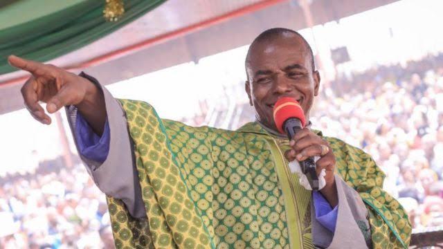 Mbaka withdraws support for President Buhari, Uzodimma, blesses Nnamdi Kanu 3