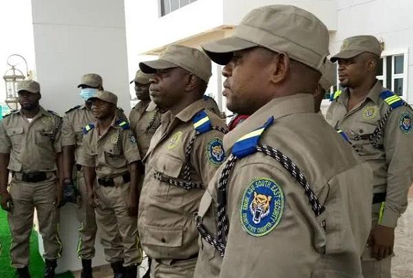 Seven armed robbery suspects nabbed by EbubeAgu Operatives in Ebonyi 3