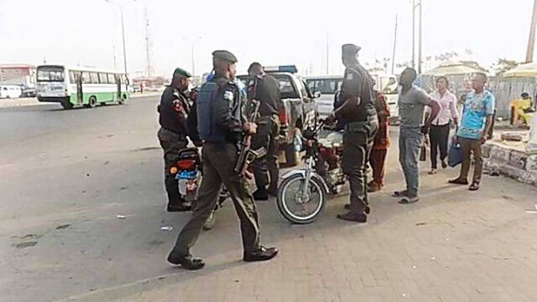 Okada rider killed by Security operative in Lagos, 60 motorcycles seized 3