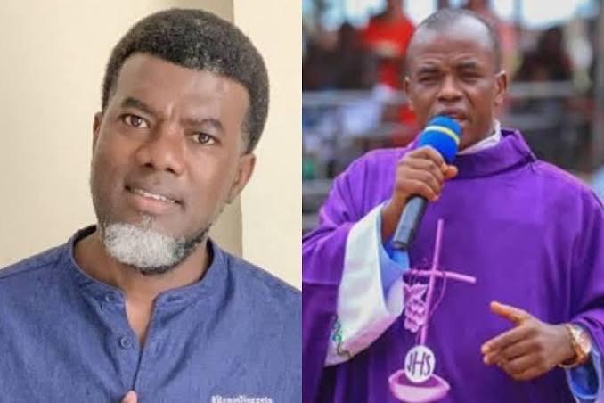 Reno Omokri writes Pope, asks him to investigate Father Mbaka for bringing shame on Catholic Church 3