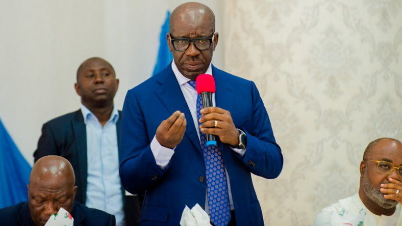 Some Nigerians are richer than Nigeria, they should help --- Obaseki 3
