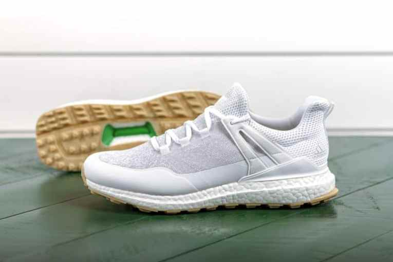 Adidas Golf Reveals Masters Inspired Crossknit Boost Golf Shoes     adidas golf shoes