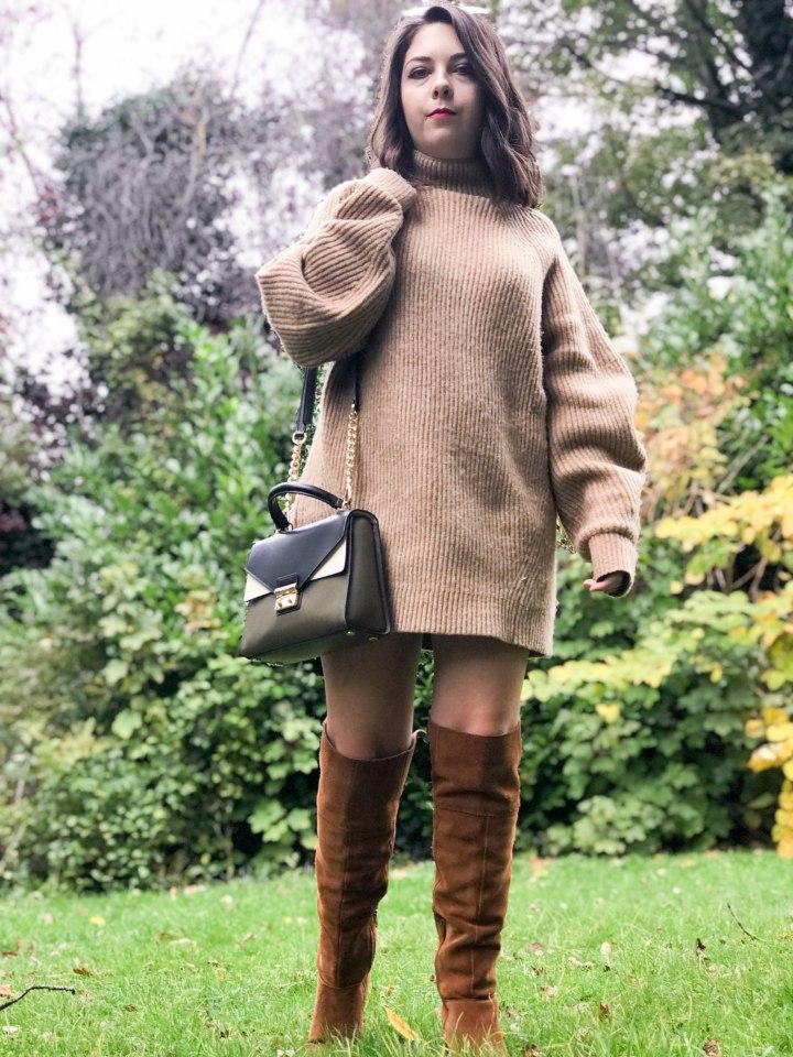 sweater dress 14