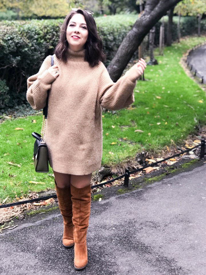 sweater dress 2