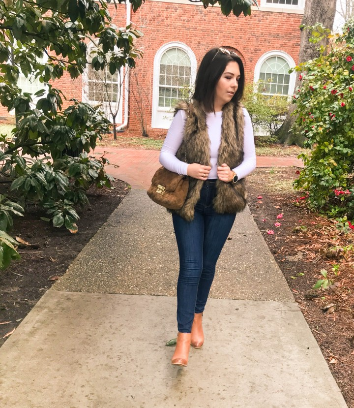 dressing between winter and spring 2