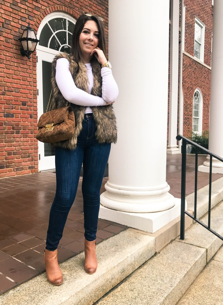 dressing between winter and spring 5
