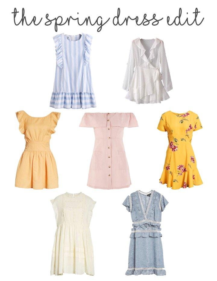 Spring Dresses I'm Loving