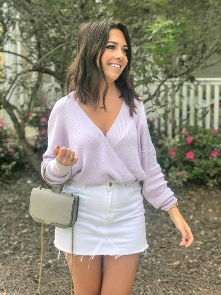 Lilac Sweater 5