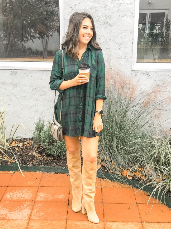 Three Last Minute Thanksgiving Outfit Ideas