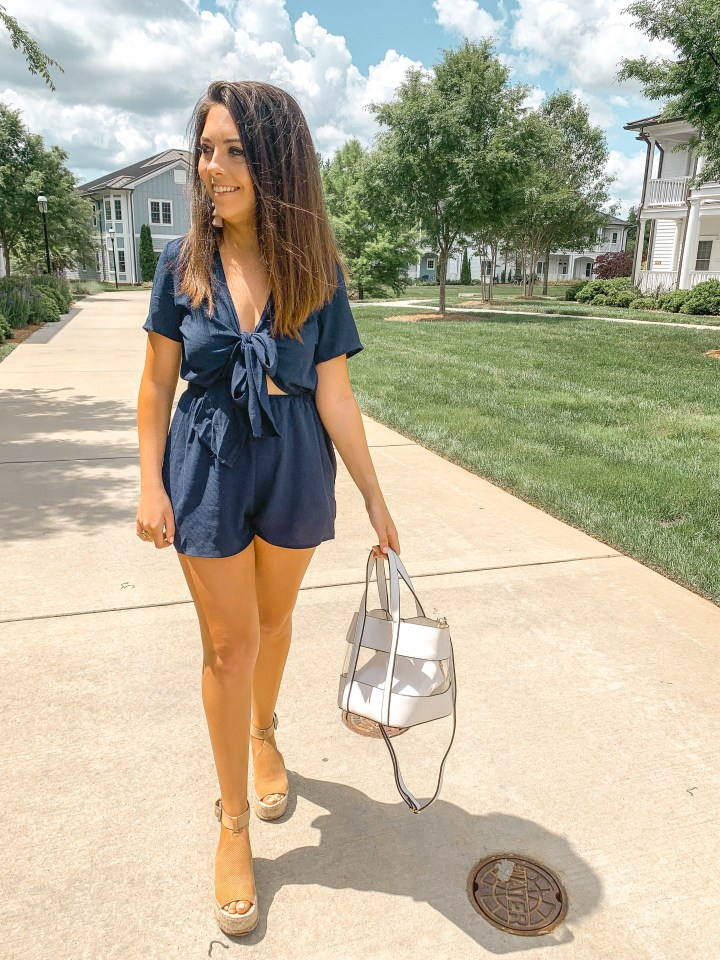 under $25 romper perfect for memorial day 8