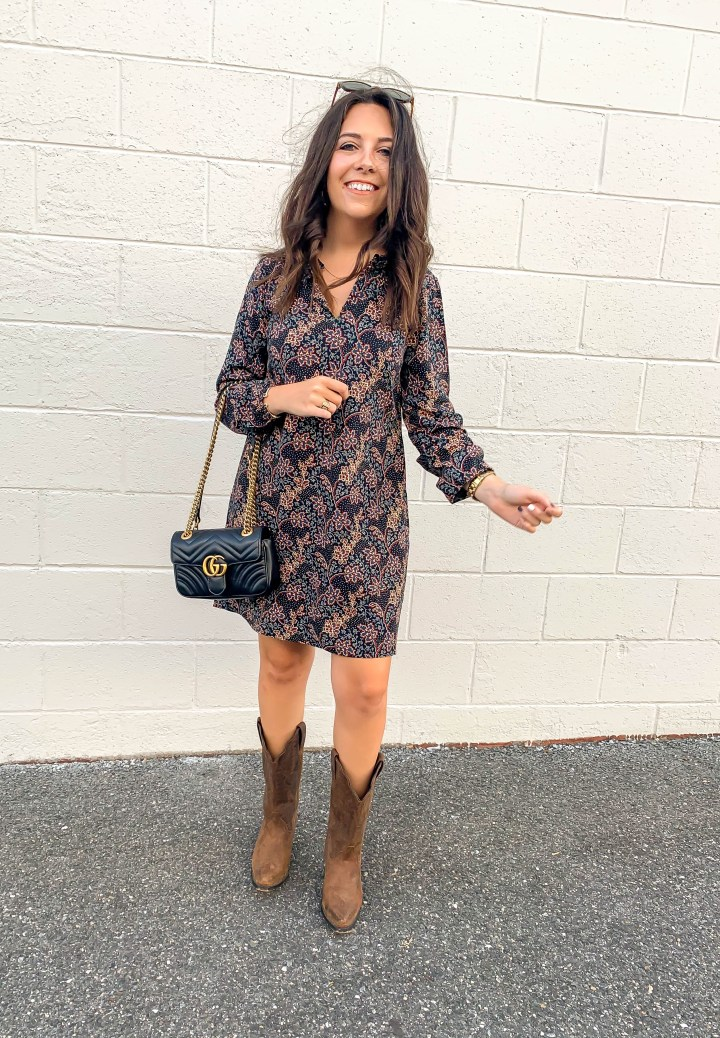 versatile fall dress 1