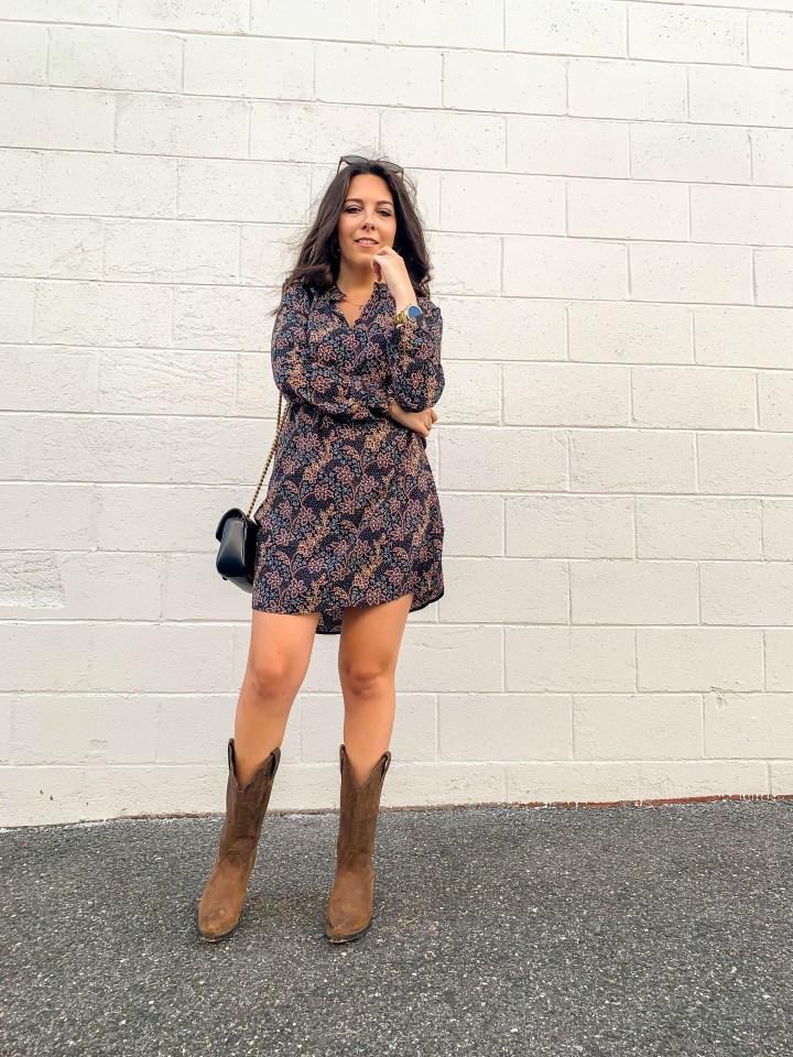 versatile fall dress 5