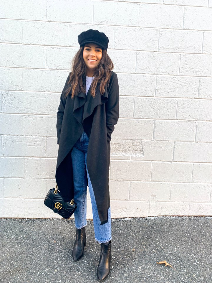 An Easy Winter Outfit (With Items You Already Own)