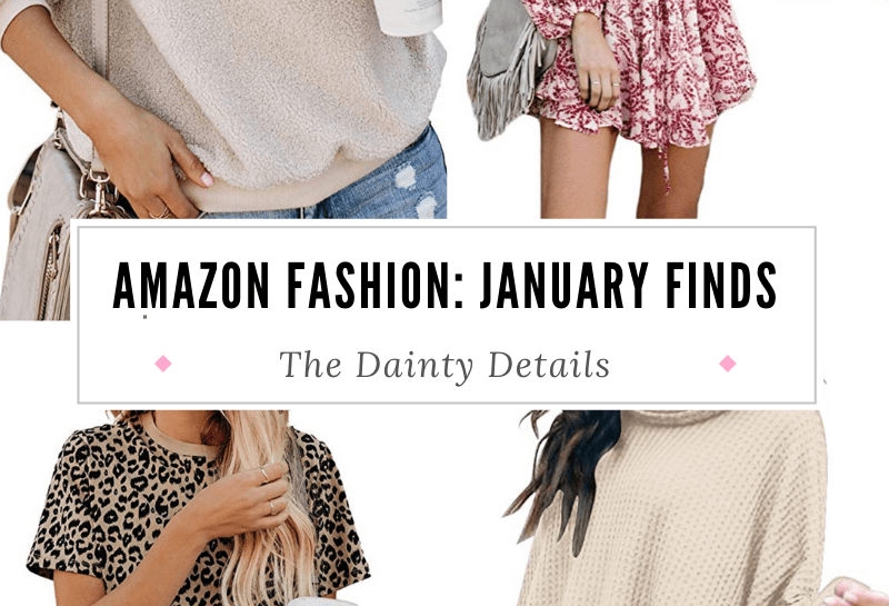 amazon fashion finds winter to spring