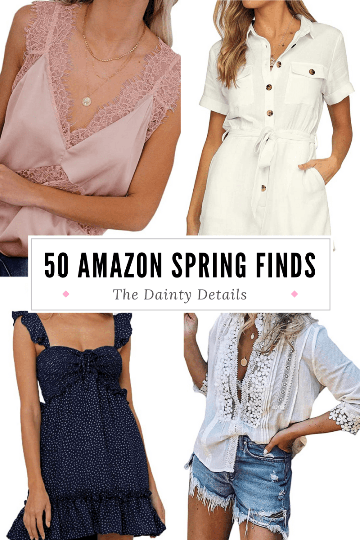 Amazon Spring Finds