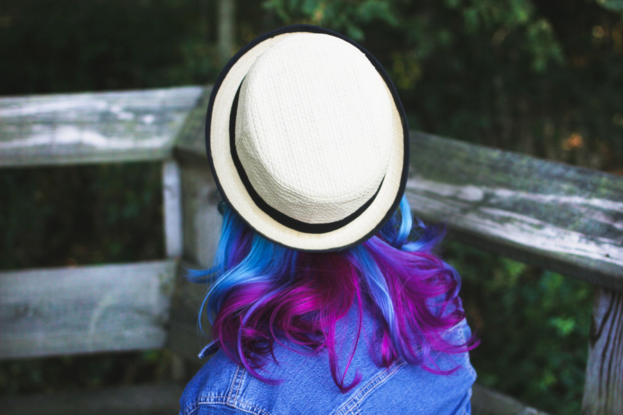 7 Tips For Maintaining Bright Hair Color The Dainty Squid