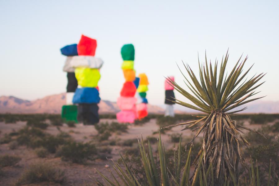 colorful rocks, las vegas, desert