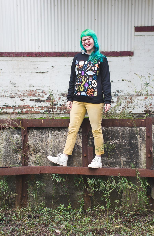 cleveland fashion blog, cleveland, ohio blogger, dainty squid, kaylah doolan
