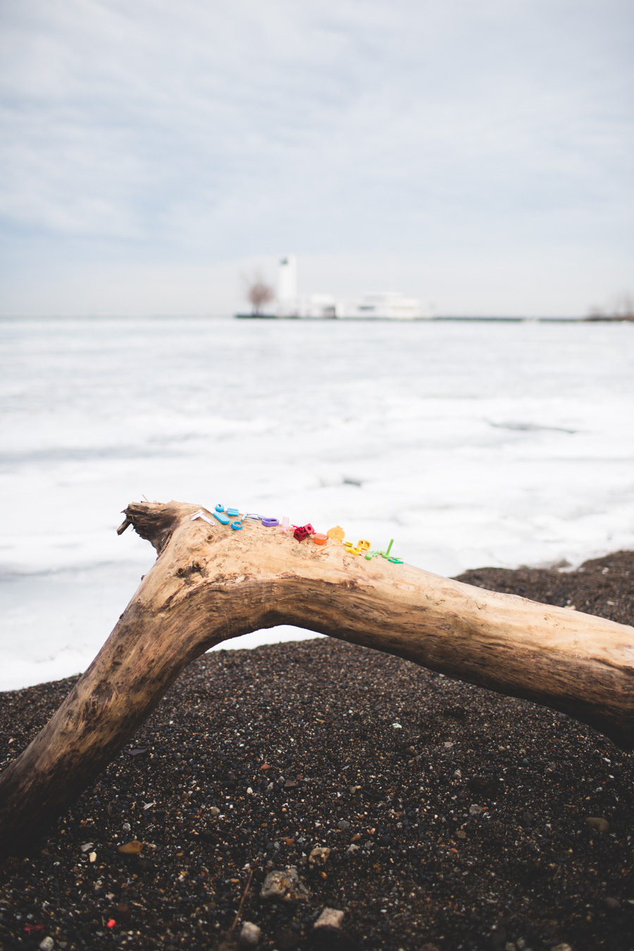 lake erie, wendy park, beach plastic, cleveland
