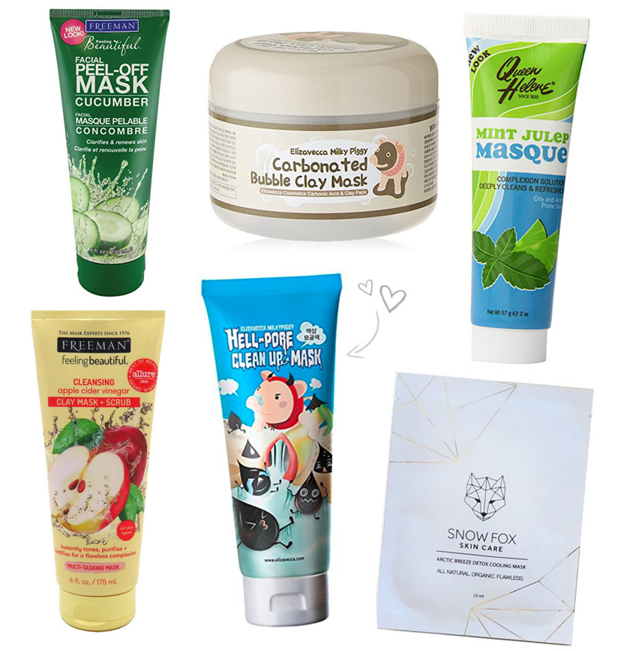 face mask round up!