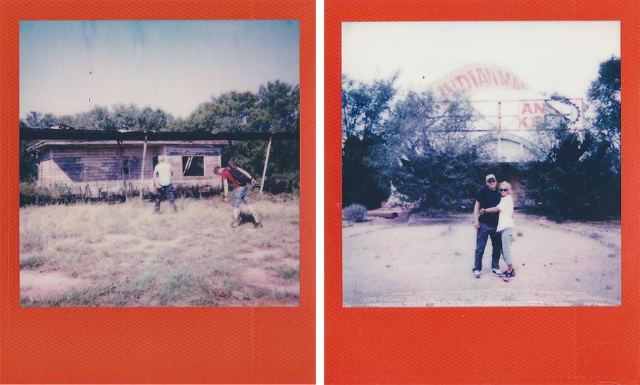Polaroid Originals color frame
