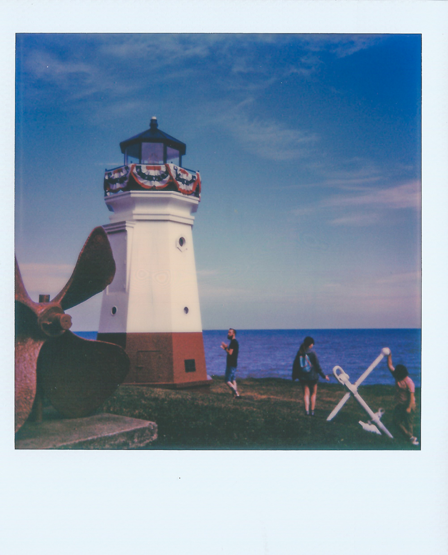 Lake Erie Love, Vermilion, Ohio lighthouse