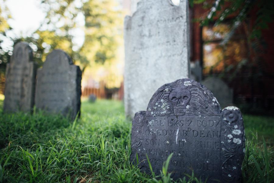 Charter Street Cemetery