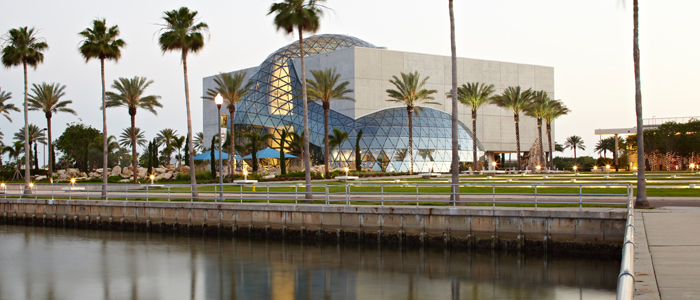 Image result for PHOTOS OF DALI MUSEUM