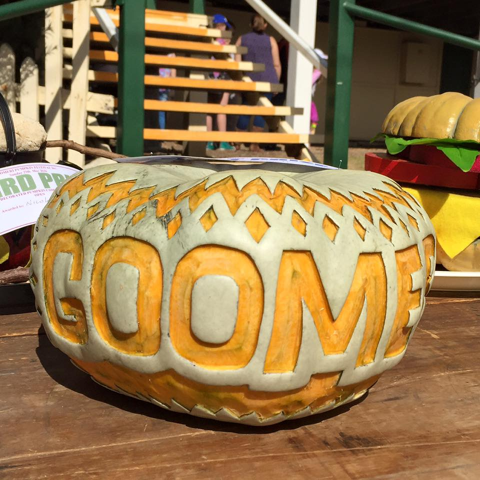 A festival for Pumpkins?