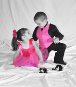 The Dance Connection LLC - Avon MA - Andre and Lily