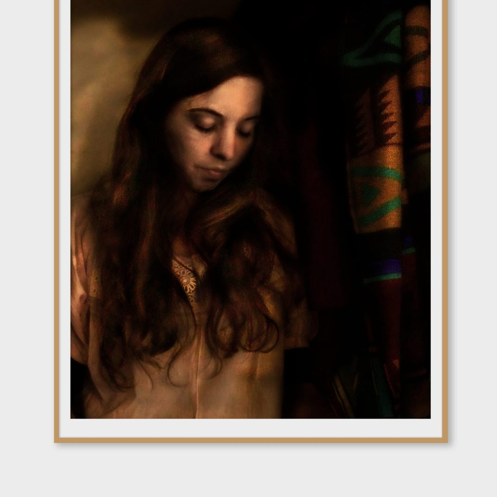 rembrandt inspired photography
