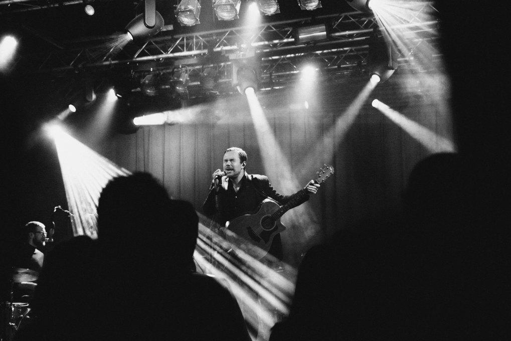 Kim Janssen live concert