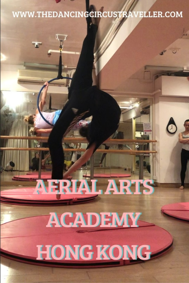Aerial Arts Academy Hong Kong: A review.   www.thedancingcircustraveller.com