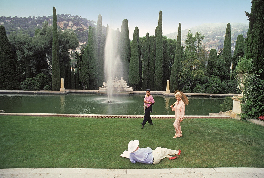 Remembering Slim Aarons Thedandycandy